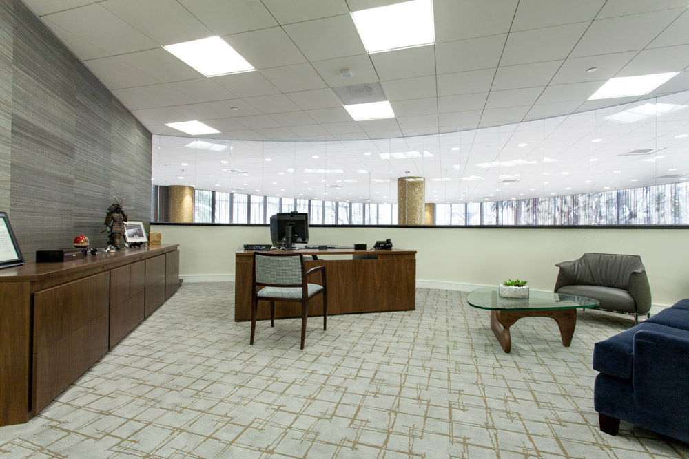 Los angeles commercial interior design services for Commercial interior design