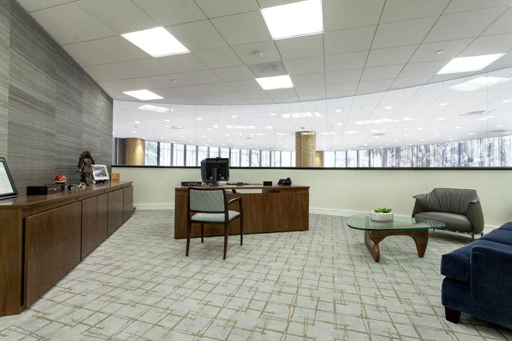 Los Angeles Commercial Interior Design Services