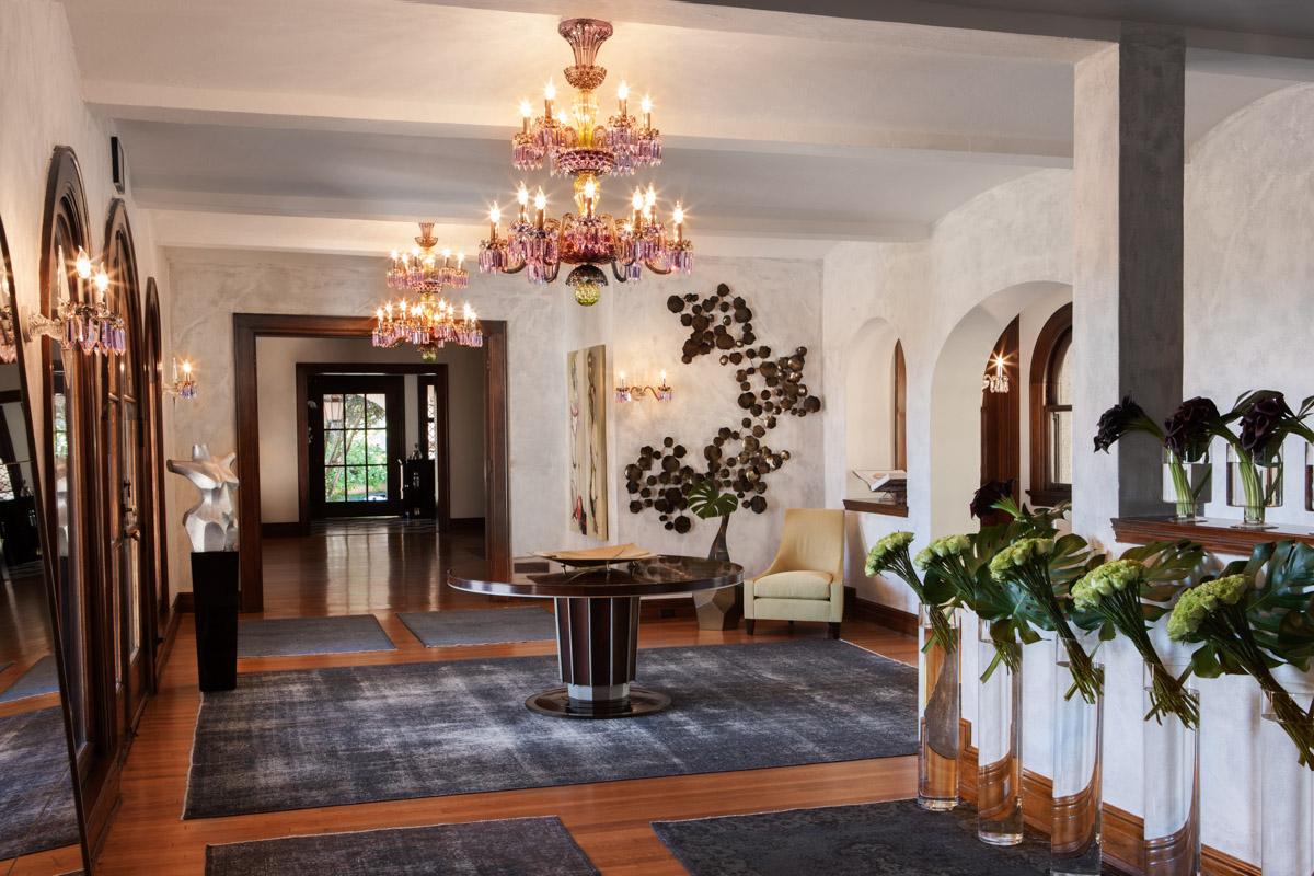 Los angeles residential interior design services for Interior decoration design services